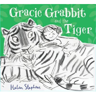 Gracie Grabbit and the Tiger (BOK)