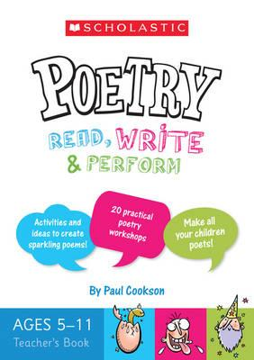 Poetry Teacher's Book (Ages 5-11) (BOK)