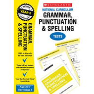 Grammar, Punctuation and Spelling Test - Year 2 (BOK)