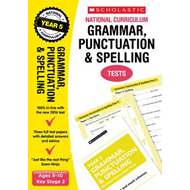 Grammar, Punctuation and Spelling Test - Year 5 (BOK)