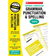 Grammar, Punctuation and Spelling Test - Year 6 (BOK)