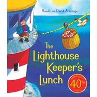 Lighthouse Keeper's Lunch (40th Anniversary Ed    ition) (BOK)