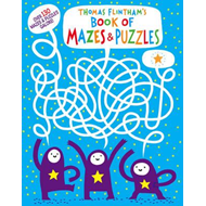 Thomas Flintham's Book of Mazes and Puzzles (BOK)