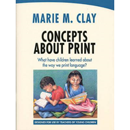 Concepts About Print: What Have Children Learned About the W (BOK)