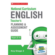 English Planning and Assessment Guide (Years 3-4) (BOK)