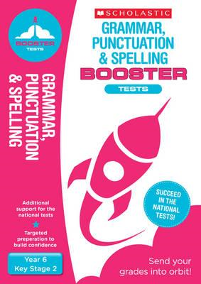 Grammar, Punctuation and Spelling Test (Year 6) (BOK)
