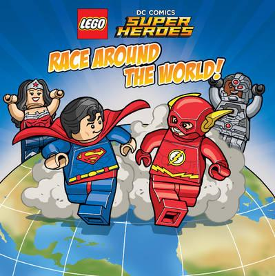 LEGO DC Super Heroes Race Around the World (BOK)
