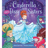 Produktbilde for Cinderella and Her Very Bossy Sisters (BOK)