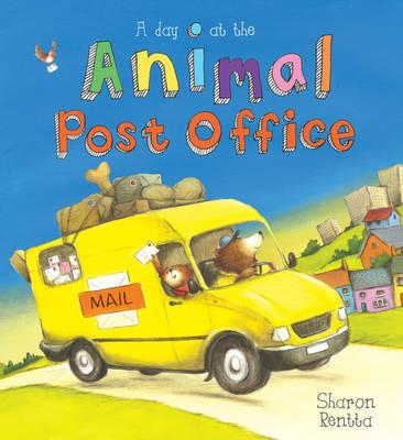 Day at the Animal Post Office (BOK)