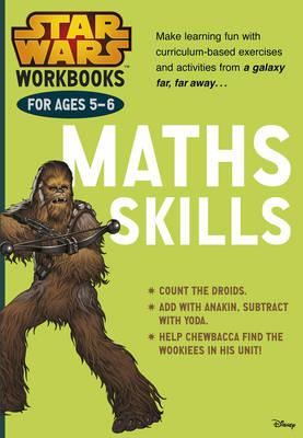 Star Wars Workbooks: Maths Skills   Ages 5-6 (BOK)