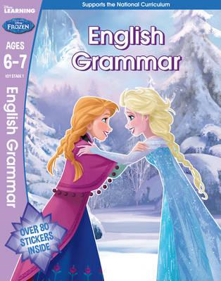 Frozen - English Grammar (Year 2, Ages 6-7) (BOK)