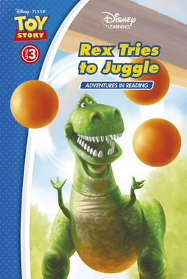 Toy Story: Rex Tries to Juggle (BOK)