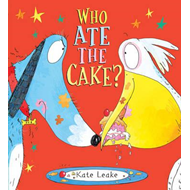 Who Ate the Cake? (BOK)