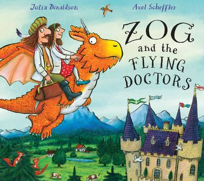 Zog and the Flying Doctors (BOK)