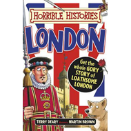 Gruesome Guides: London (BOK)