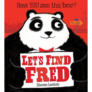 Let's Find Fred (BOK)