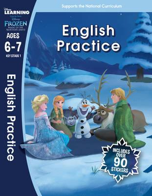 Frozen Magic of the Northern Lights: English Practice (Ages (BOK)