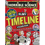 Slimy Timeline Sticker Book (BOK)