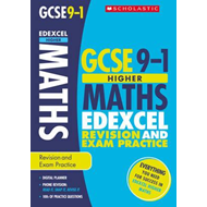 Maths Higher Revision and Exam Practice Book for Edexcel (BOK)