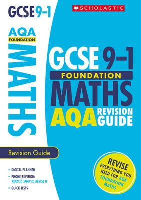 Maths Foundation Revision Guide for AQA (BOK)