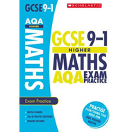 Maths Higher Exam Practice Book for AQA (BOK)