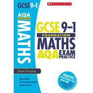 Maths Foundation Exam Practice Book for AQA (BOK)