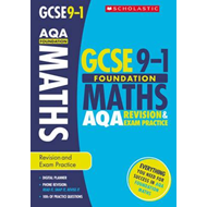 Maths Foundation Revision and Exam Practice Book for AQA (BOK)