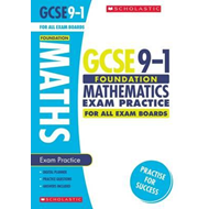 Maths Foundation Exam Practice Book for All Boards (BOK)