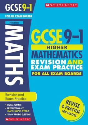 Maths Higher Revision and Exam Practice Book for All Boards (BOK)