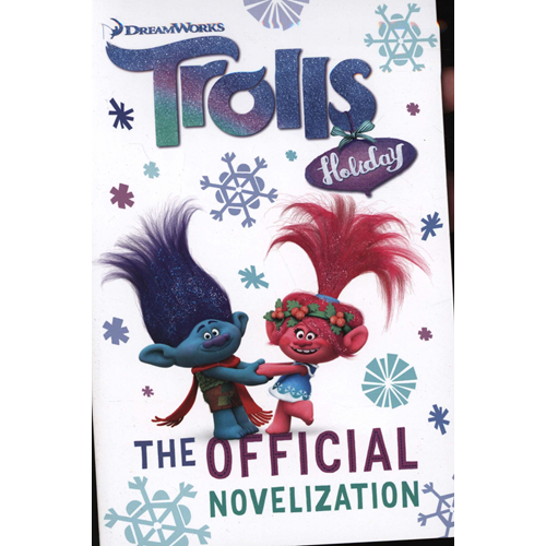 Trolls Holiday: The Official Novelization (BOK)