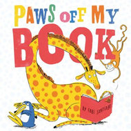 Paws Off My Book (BOK)