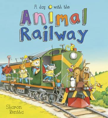 Day with the Animal Railway (BOK)