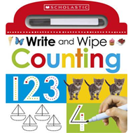 Write and Wipe: Counting (BOK)