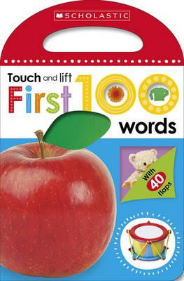 First 100 Touch and Lift: First Words (BOK)