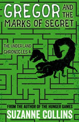 Gregor and the Marks of Secret (BOK)