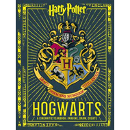 Harry Potter: Hogwarts: A Cinematic Yearbook (BOK)