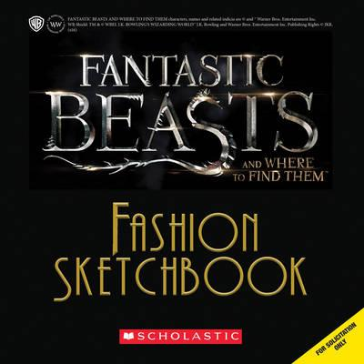 Fantastic Beasts and Where to Find Them: Colouring and Creat (BOK)