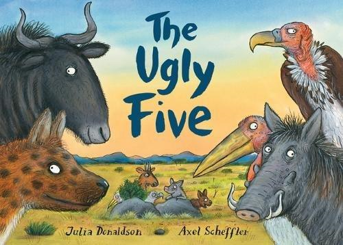 Ugly Five (BOK)