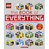 Produktbilde for LEGO: The Book of Everything (BOK)