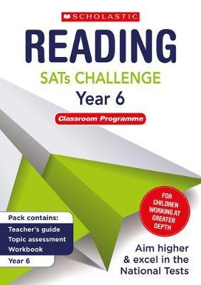 Reading Challenge Classroom Programme Pack (Year 6) (BOK)