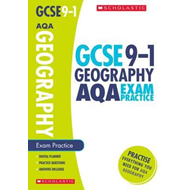 Geography Exam Practice Book for AQA (BOK)