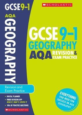 Geography Revision and Exam Practice Book for AQA (BOK)