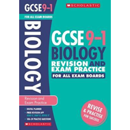 Biology Revision and Exam Practice for All Boards (BOK)