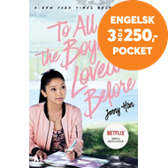 Produktbilde for To All The Boys I've Loved Before: FILM TIE IN EDITION (BOK)