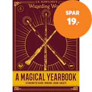 Produktbilde for J.K. Rowling's Wizarding World: A Magical Yearbook (BOK)
