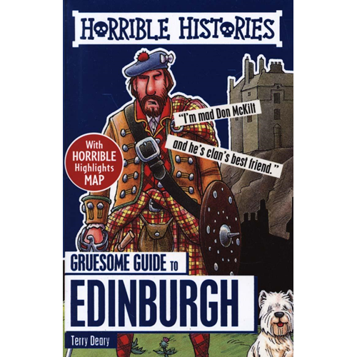 Gruesome Guide to Edinburgh (BOK)