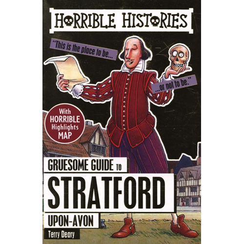 Gruesome Guide to Stratford-upon-Avon (BOK)