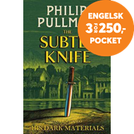 Produktbilde for The Subtle Knife (BOK)