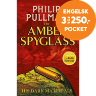Produktbilde for The Amber Spyglass (BOK)