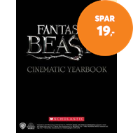Produktbilde for Fantastic Beasts: A Cinematic Yearbook (BOK)
